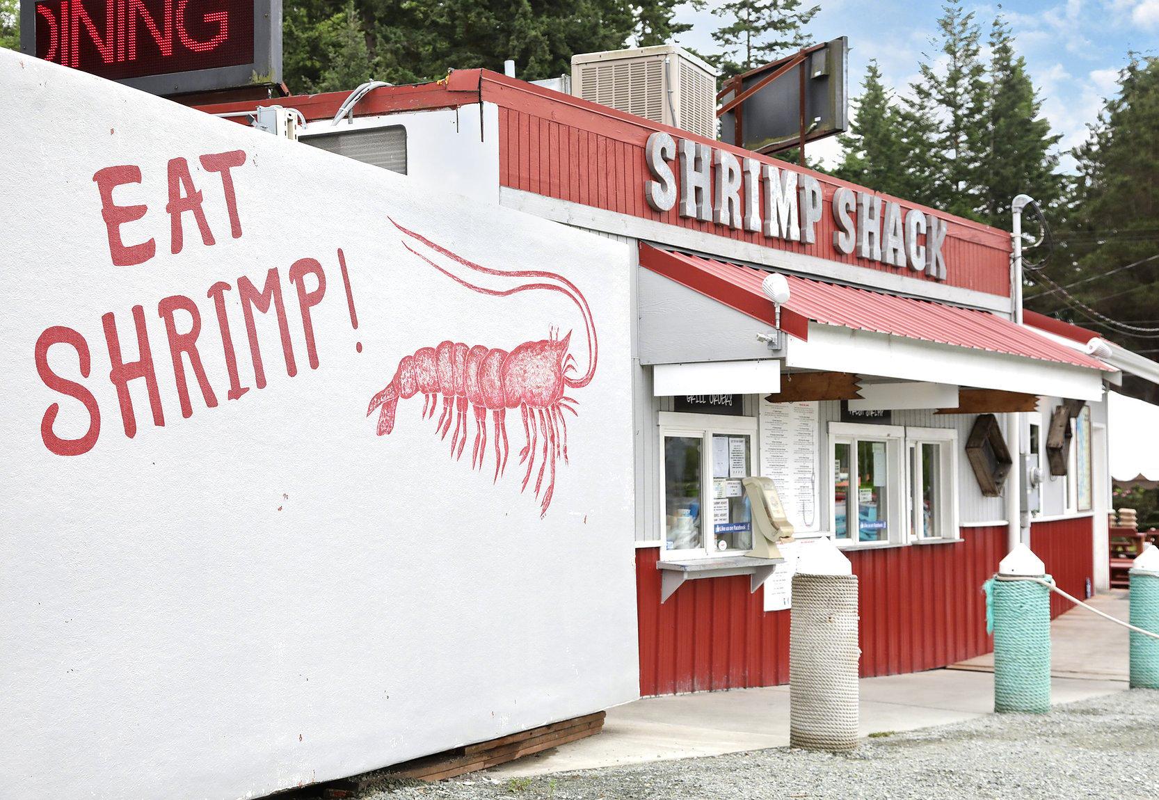 Eat Shrimp